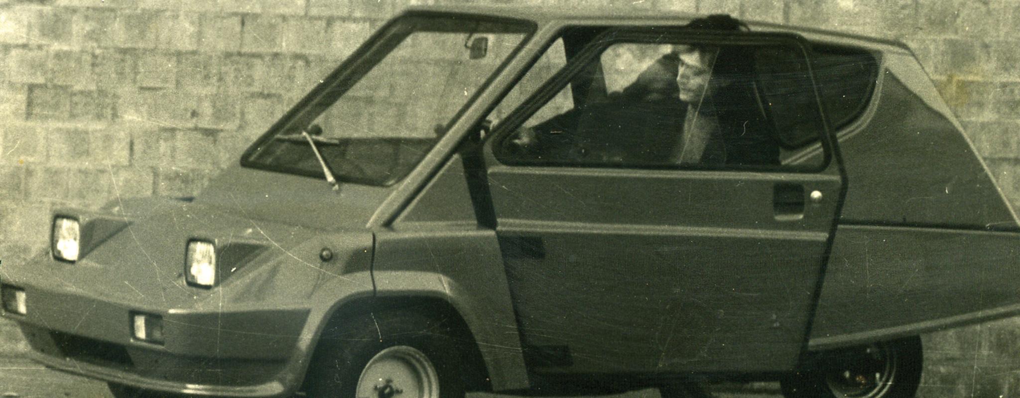 Paolo Pasquini's electric vehicles - Valentine - Studio Pasquini Design