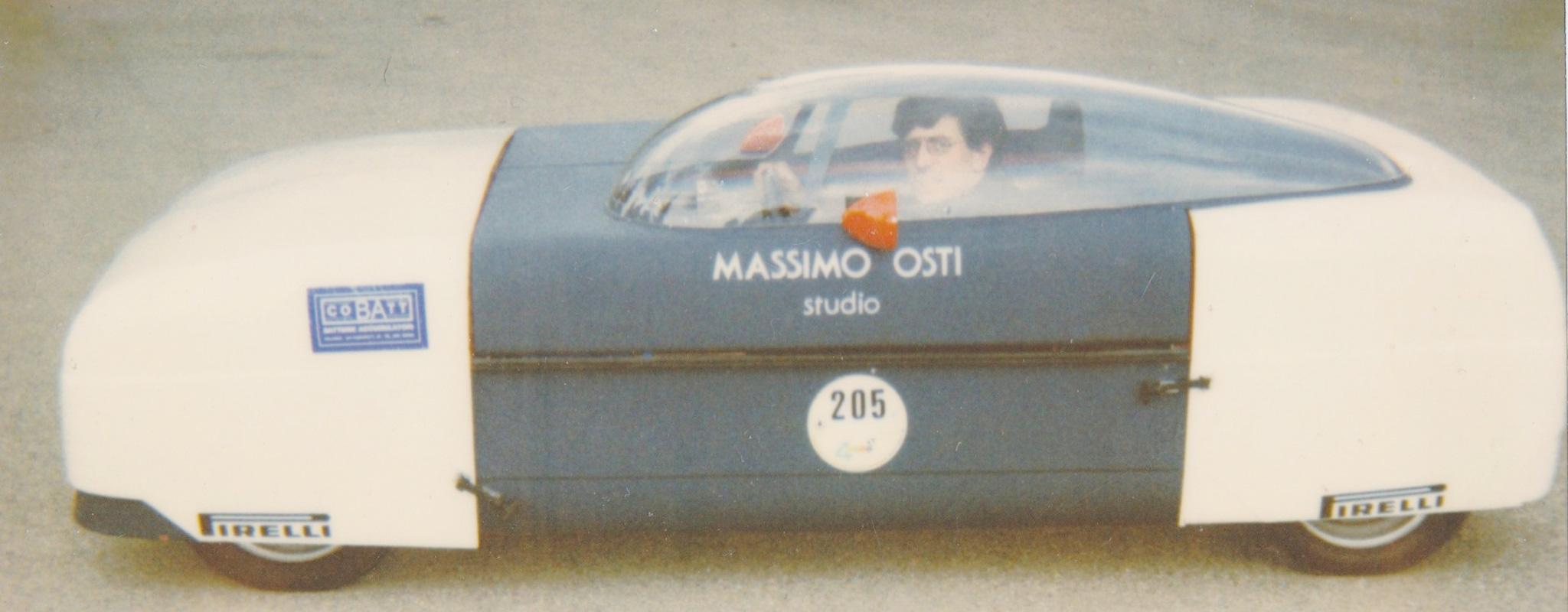 Paolo Pasquini's electric cars - Formula-E - P488 - Studio Pasquini Design