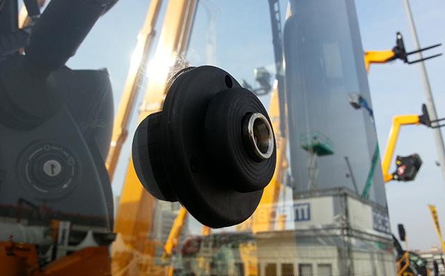 Knob Closure Device for Sliding Glass - Studio Pasquini Design