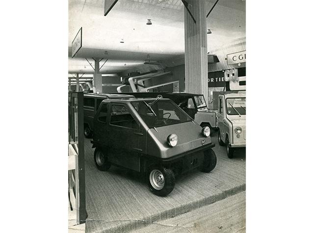 Paolo Pasquini's electric vehicles - Log - Studio Pasquini Design